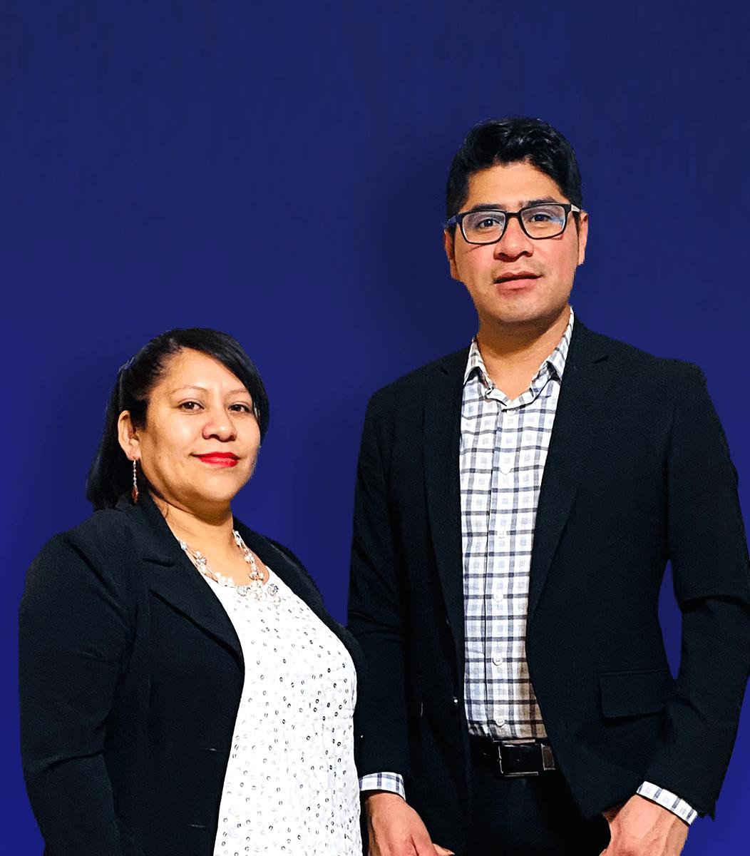 Wilson Cartagena y Claudia Cartagena   Centro de Vida Cristiana