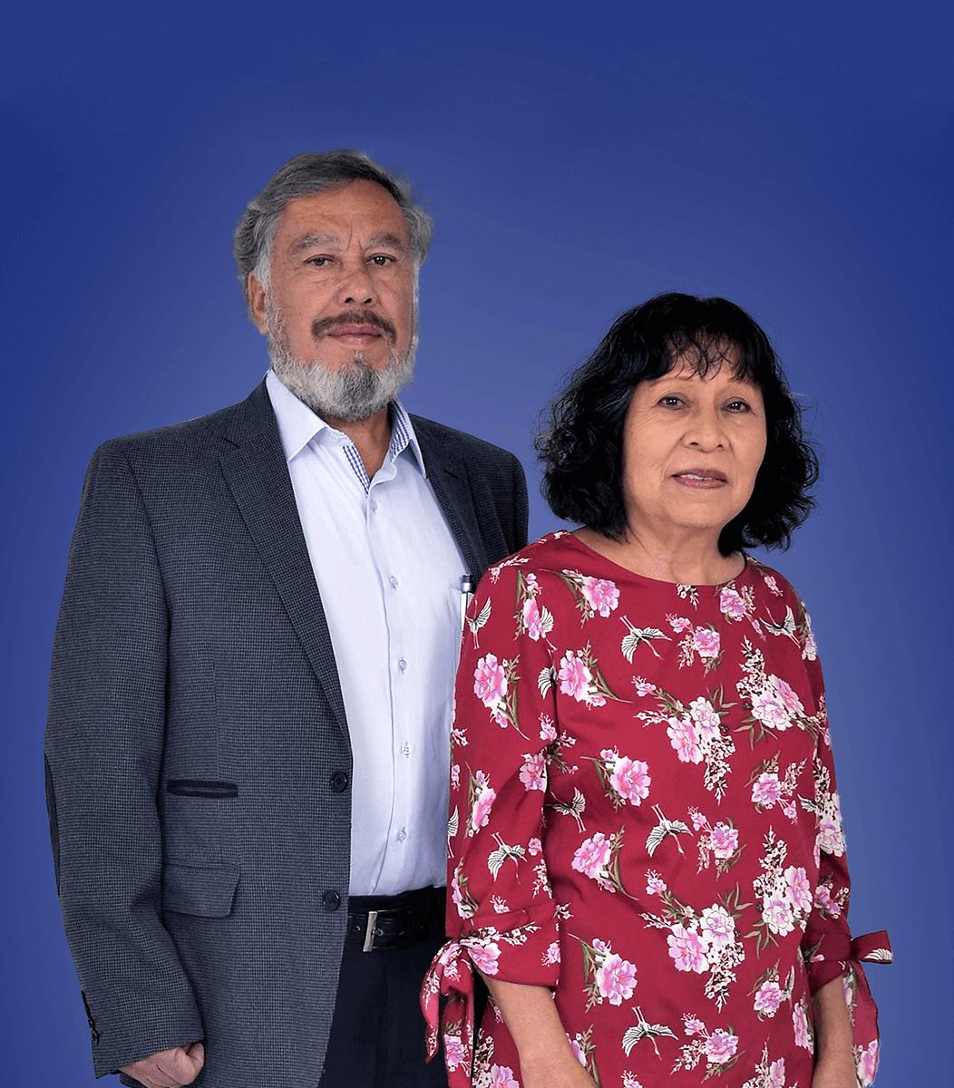 Alberto Huerta y Araceli Ibarra   Centro de Vida Cristiana