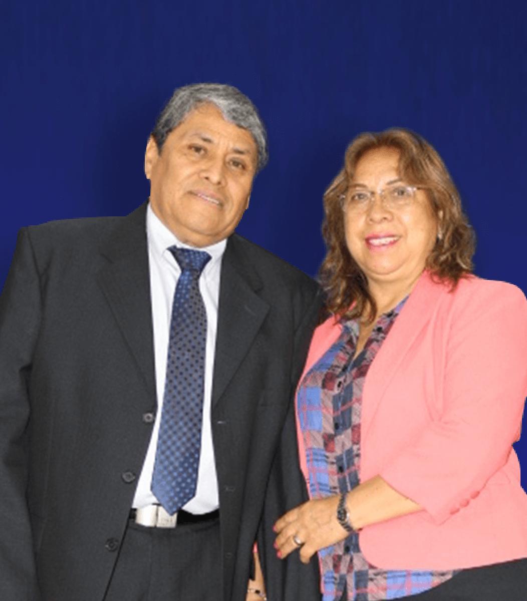 Sergio Martínez y Gloria Albañil   Centro de Vida Cristiana