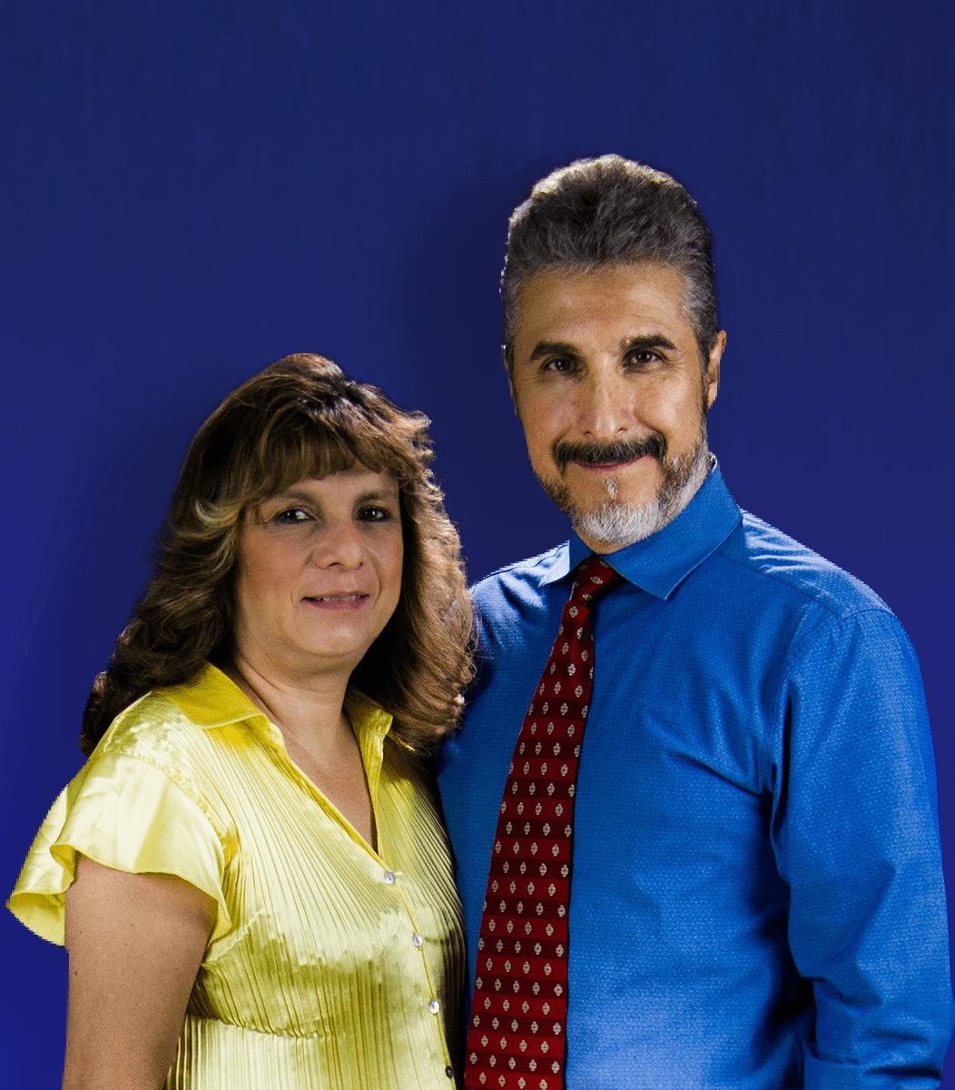 Alejandro Saavedra y Graciela Ceja   Centro de Vida Cristiana