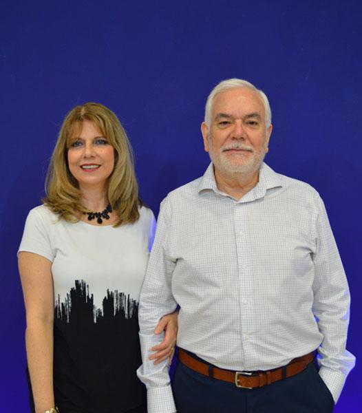 Luis Sagarra y Cora Peniche   Centro de Vida Cristiana