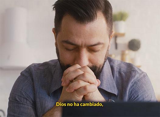 Dios no está en confinamiento. | Centro de Vida Cristiana