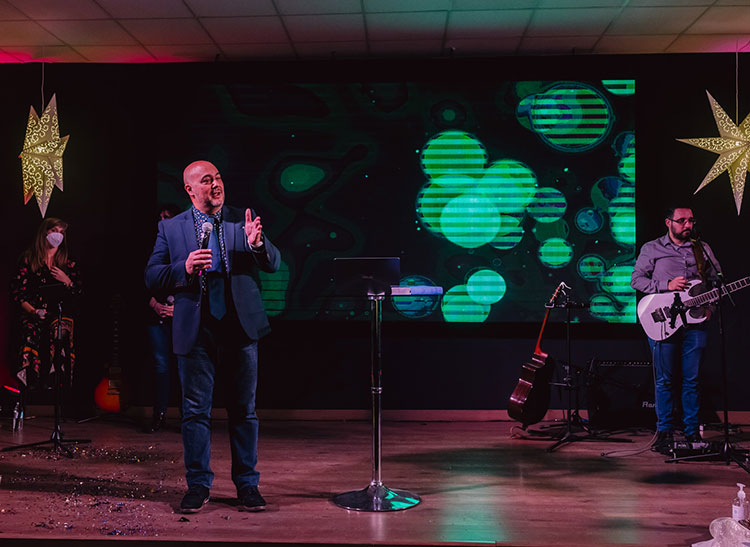 A different Christmas | Centro de Vida Cristiana