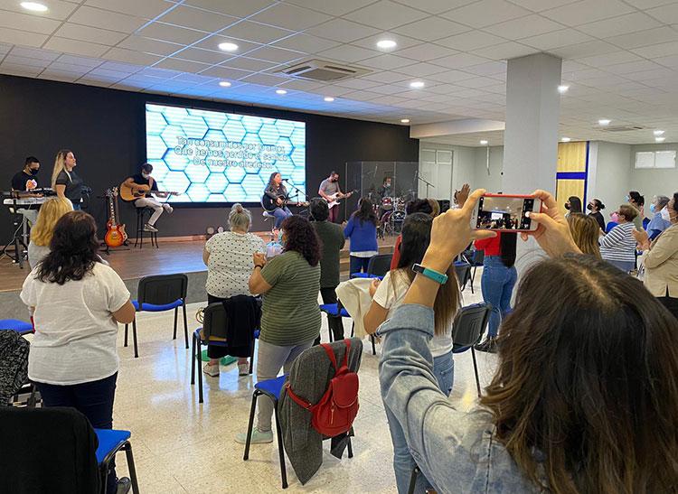 Women's Meeting 17-September-2020 | Centro de Vida Cristiana