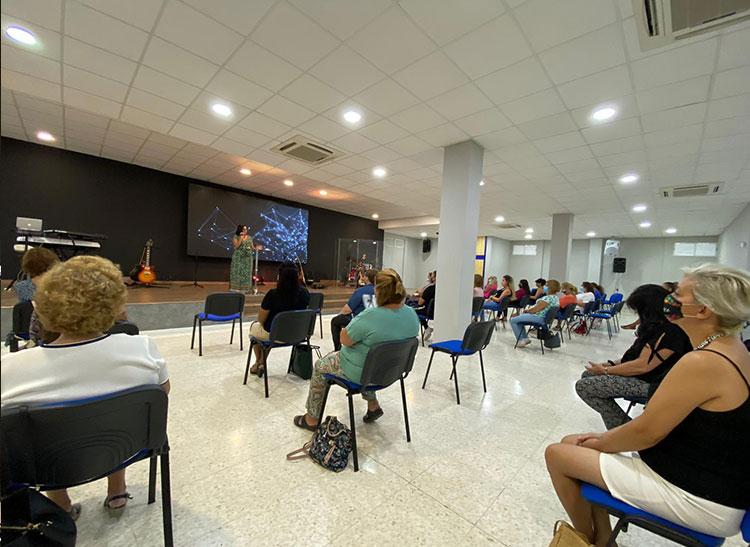 Women's Meeting 12-September-2020 | Centro de Vida Cristiana