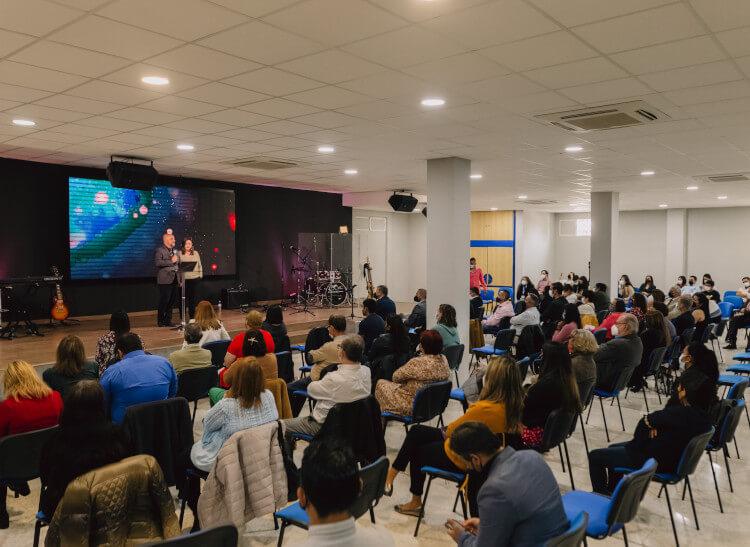 26th Anniversary CVC Málaga | Centro de Vida Cristiana