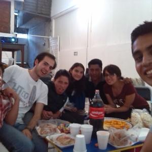 First CVC Ajusco Singles meeting | Centro de Vida Cristiana
