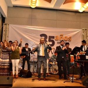 35th Anniversary of CVC Xola | Centro de Vida Cristiana