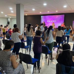 Women's Meeting 18-August-2020   Centro de Vida Cristiana